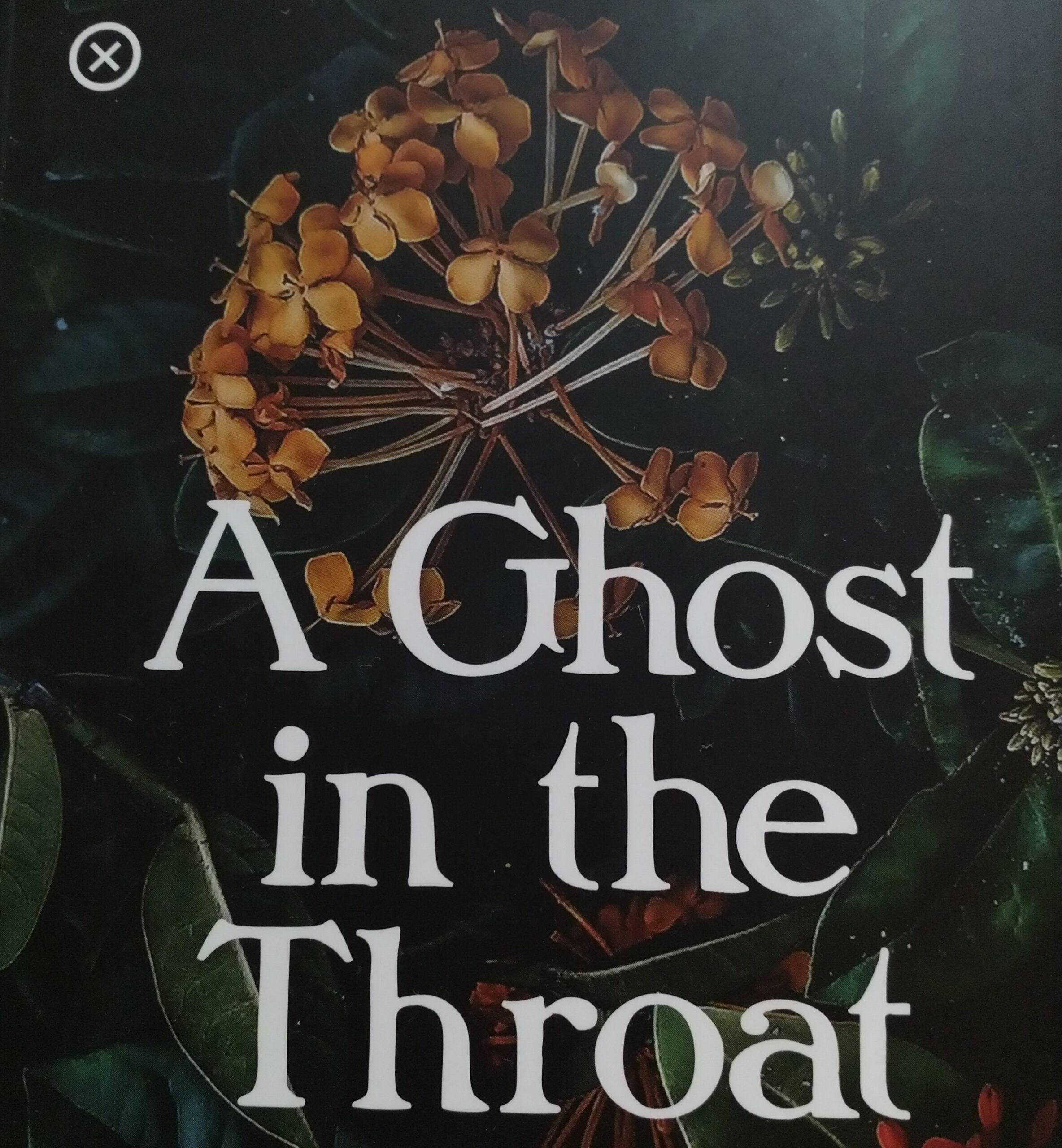Reading A Ghost in the Throat
